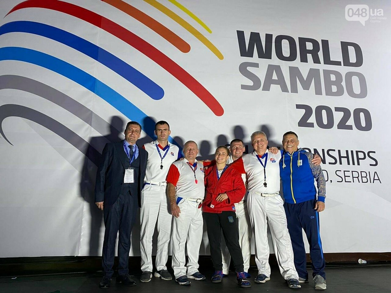 Одесские самбисты успешно выступили на чемпионате мира в Сербии, фото-1