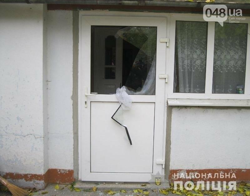 В Одесской области опытный домушник попался в руки полиции во время кражи, фото-1