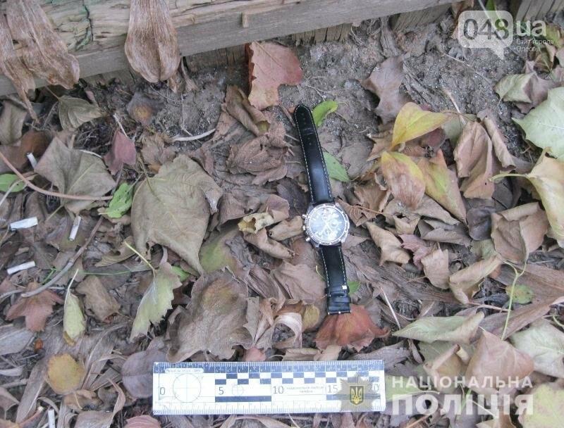 В Одесской области опытный домушник попался в руки полиции во время кражи, фото-2
