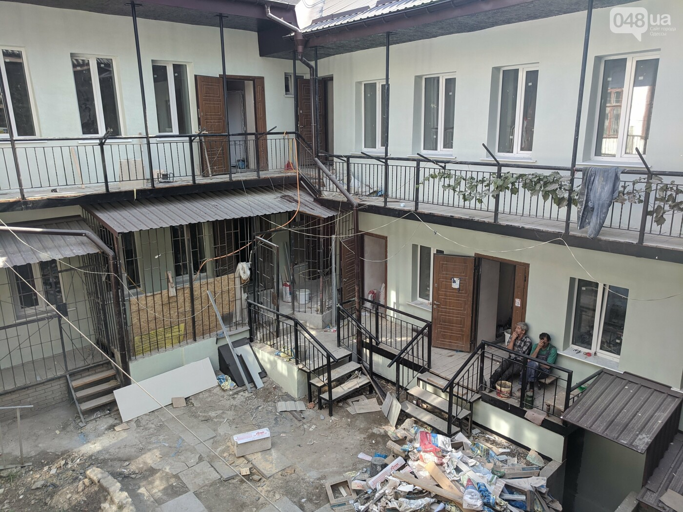 В Одессе выделили около 670 тысяч долларов на ремонт руины, - ФОТО, ДОКУМЕНТЫ , фото-14