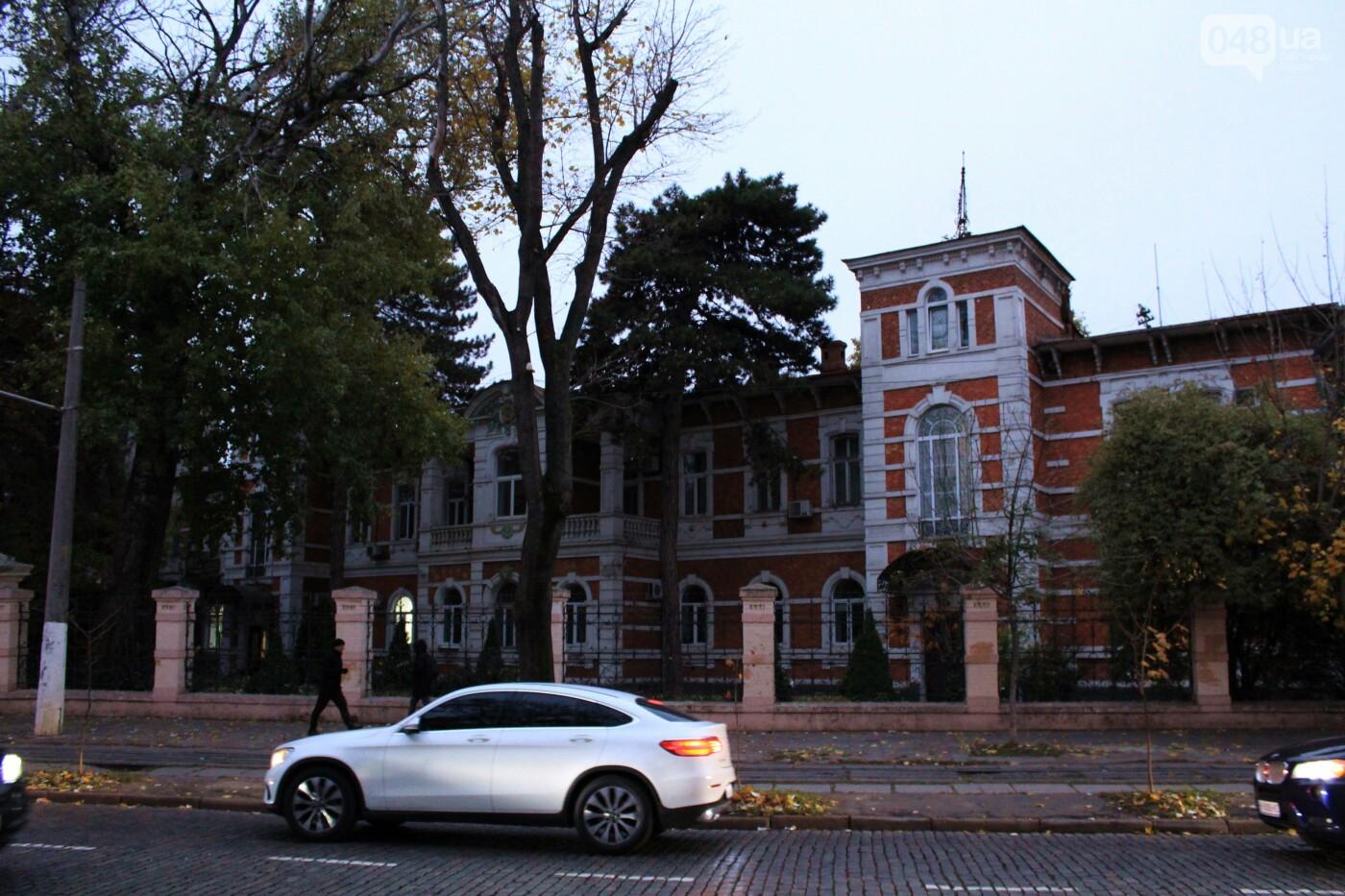 Французский бульвар, автор: Влад Зиньковский