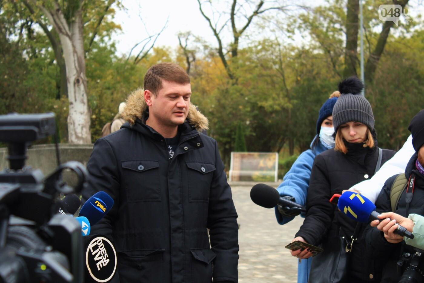 Александр Жильцов, автор: Влад Зиньковский