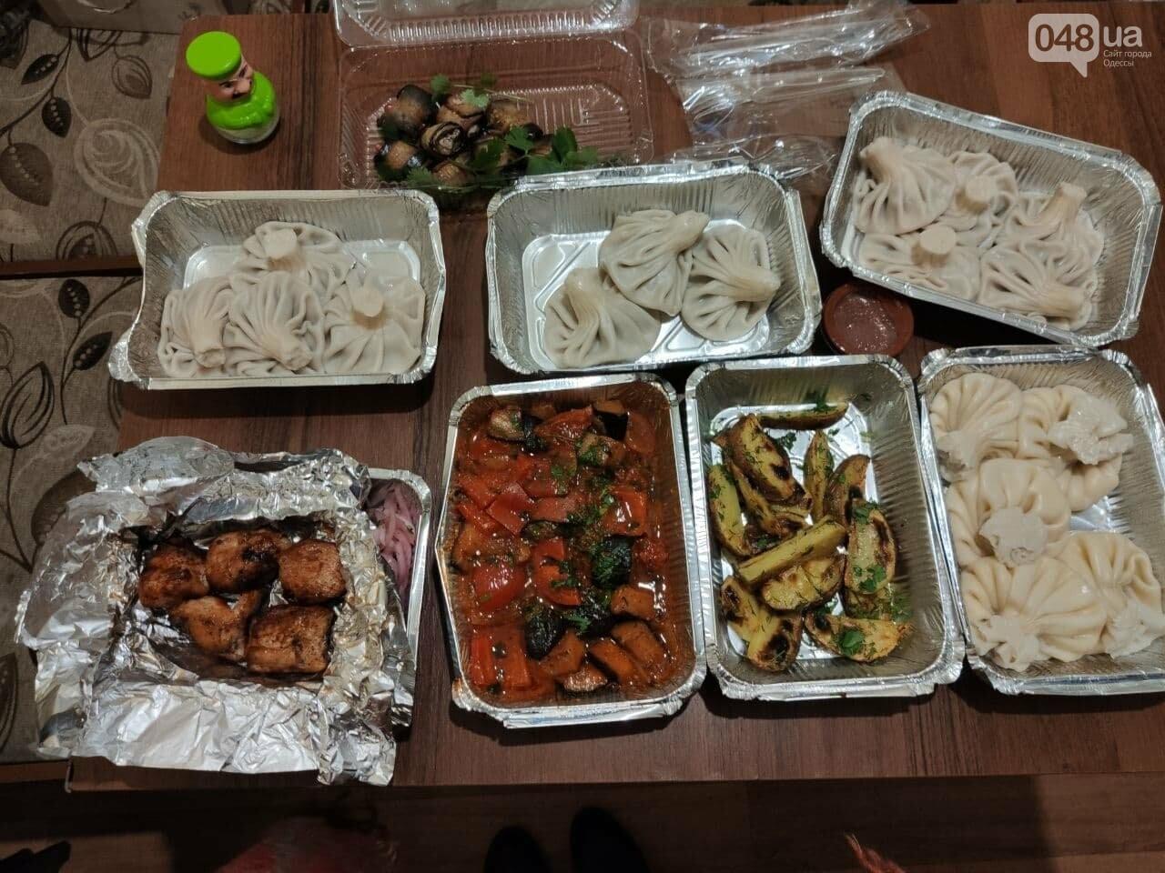Время, качество, цена: тестируем доставку из грузинского ресторана в Одессе, - ФОТО, фото-4