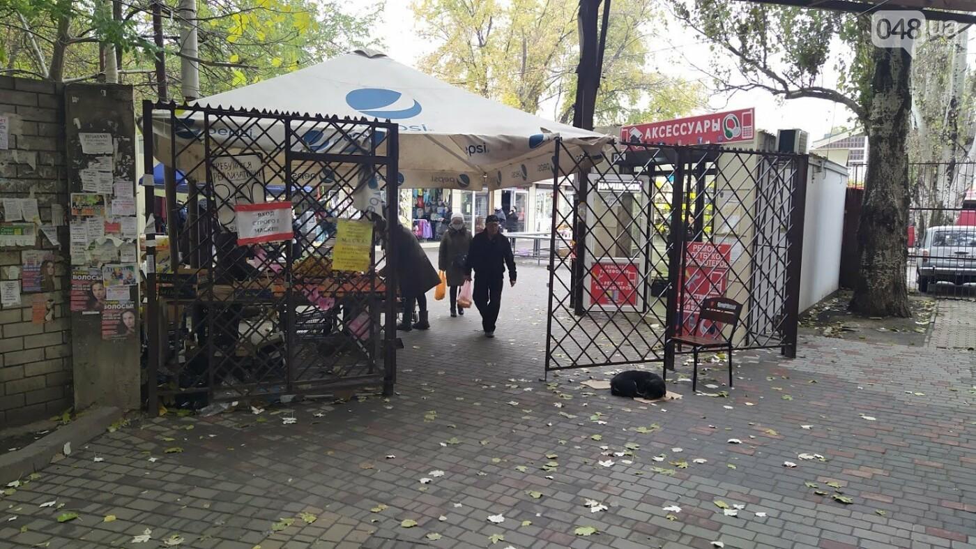 Карантин в Одессе и рынок Черемушки, - ФОТОРЕПОРТАЖ, фото-26, ФОТО: Александр Жирносенко
