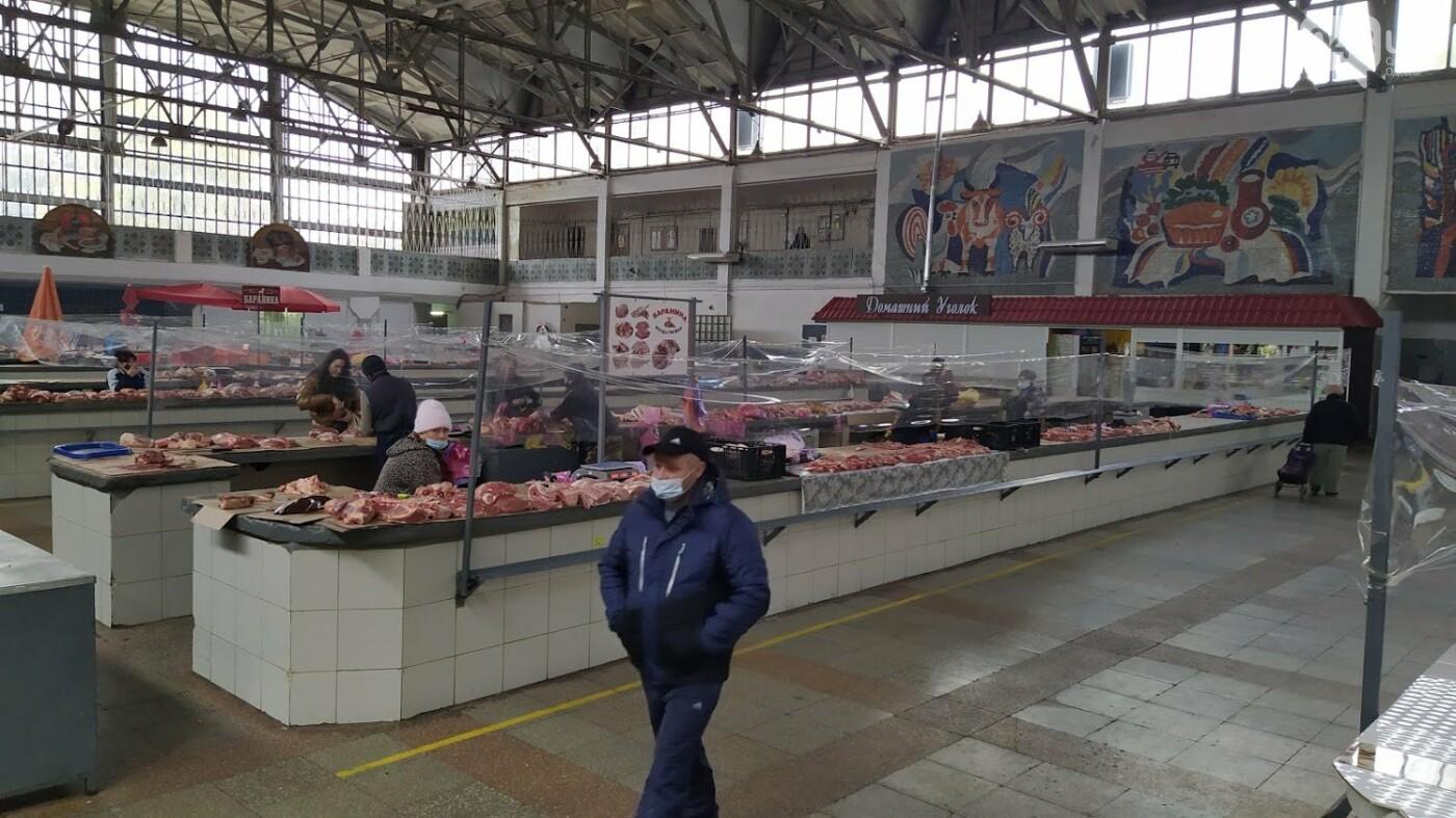 Карантин в Одессе и рынок Черемушки, - ФОТОРЕПОРТАЖ, фото-9, ФОТО: Александр Жирносенко