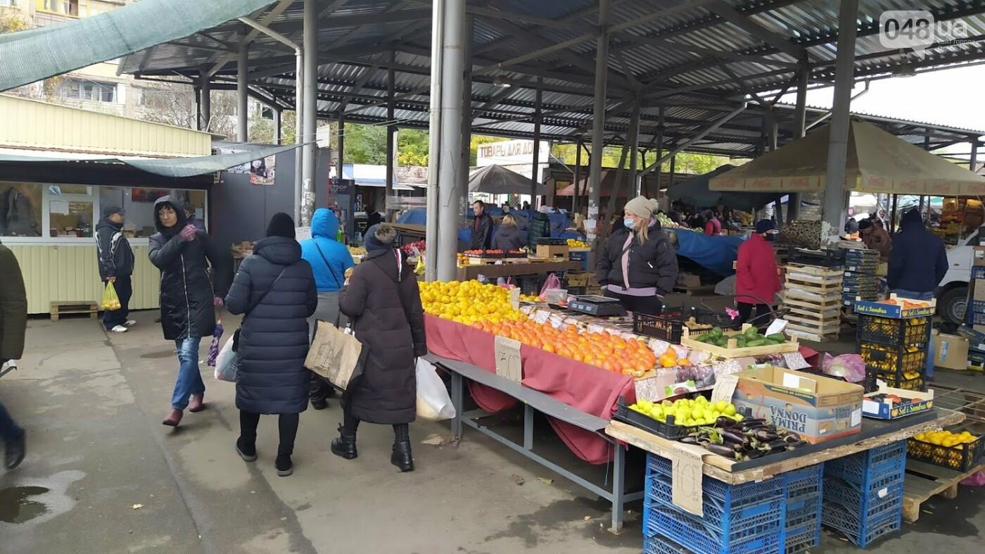 Карантин в Одессе и рынок Черемушки, - ФОТОРЕПОРТАЖ, фото-17, ФОТО: Александр Жирносенко