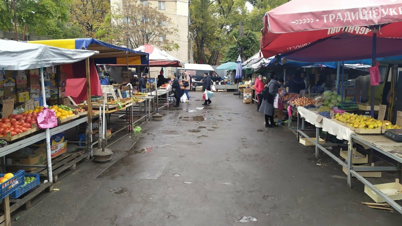 Карантин в Одессе и рынок Черемушки, - ФОТОРЕПОРТАЖ, фото-18, ФОТО: Александр Жирносенко