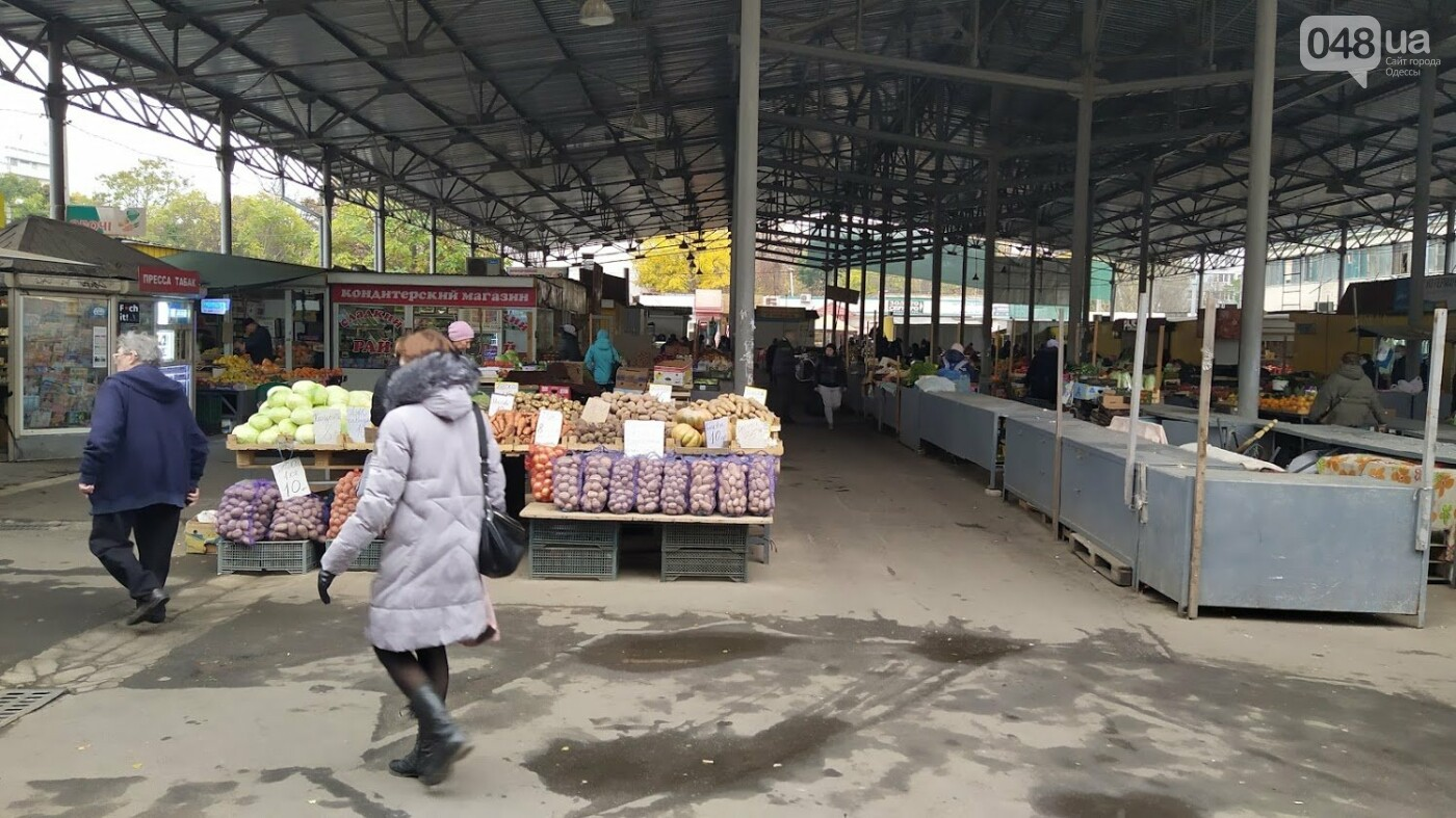 Карантин в Одессе и рынок Черемушки, - ФОТОРЕПОРТАЖ, фото-21, ФОТО: Александр Жирносенко