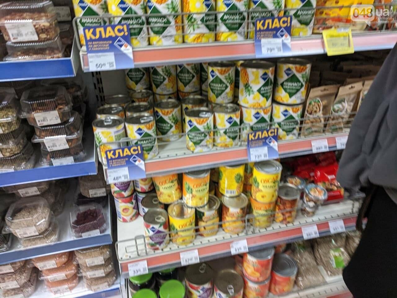Консервированные продукты
