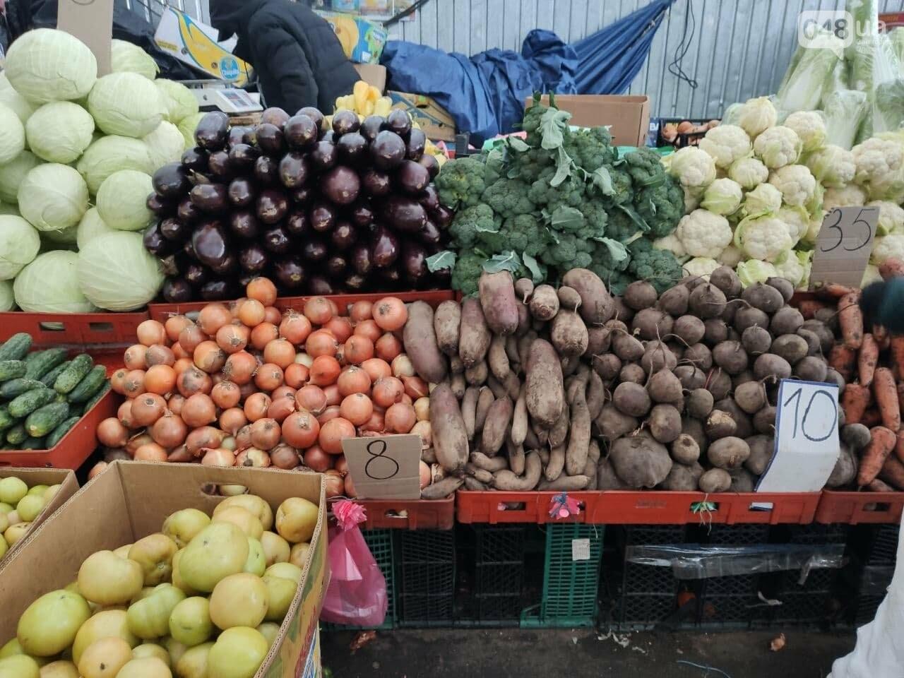 Гранат, лимоны, синенькие: почем на одесском Привозе фрукты и овощи, - ФОТО, фото-2