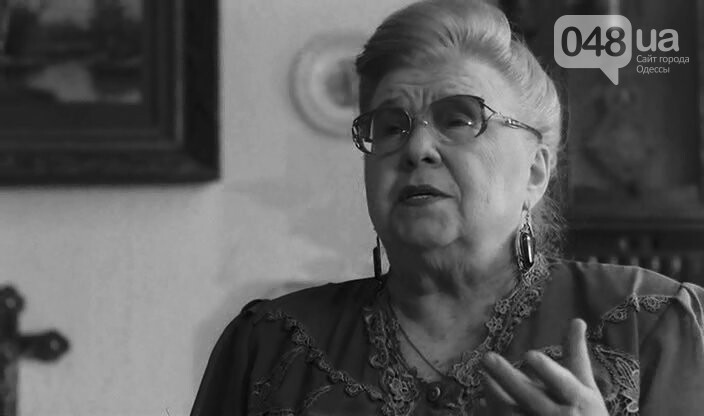 В возрасте 91 года умерла легендарная одесситка, фото-1