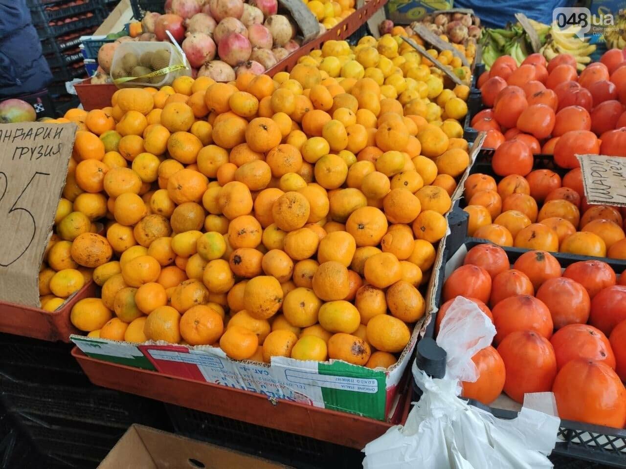 Помело, имбирь, шампиньоны: почем на одесском Привозе овощи и фрукты, - ФОТО, фото-4