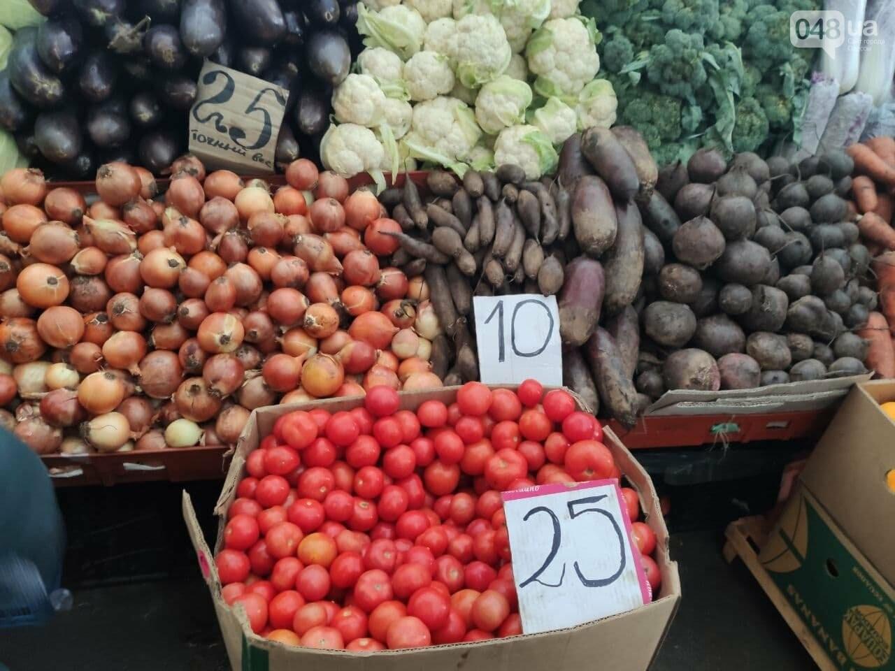 Помело, имбирь, шампиньоны: почем на одесском Привозе овощи и фрукты, - ФОТО, фото-2