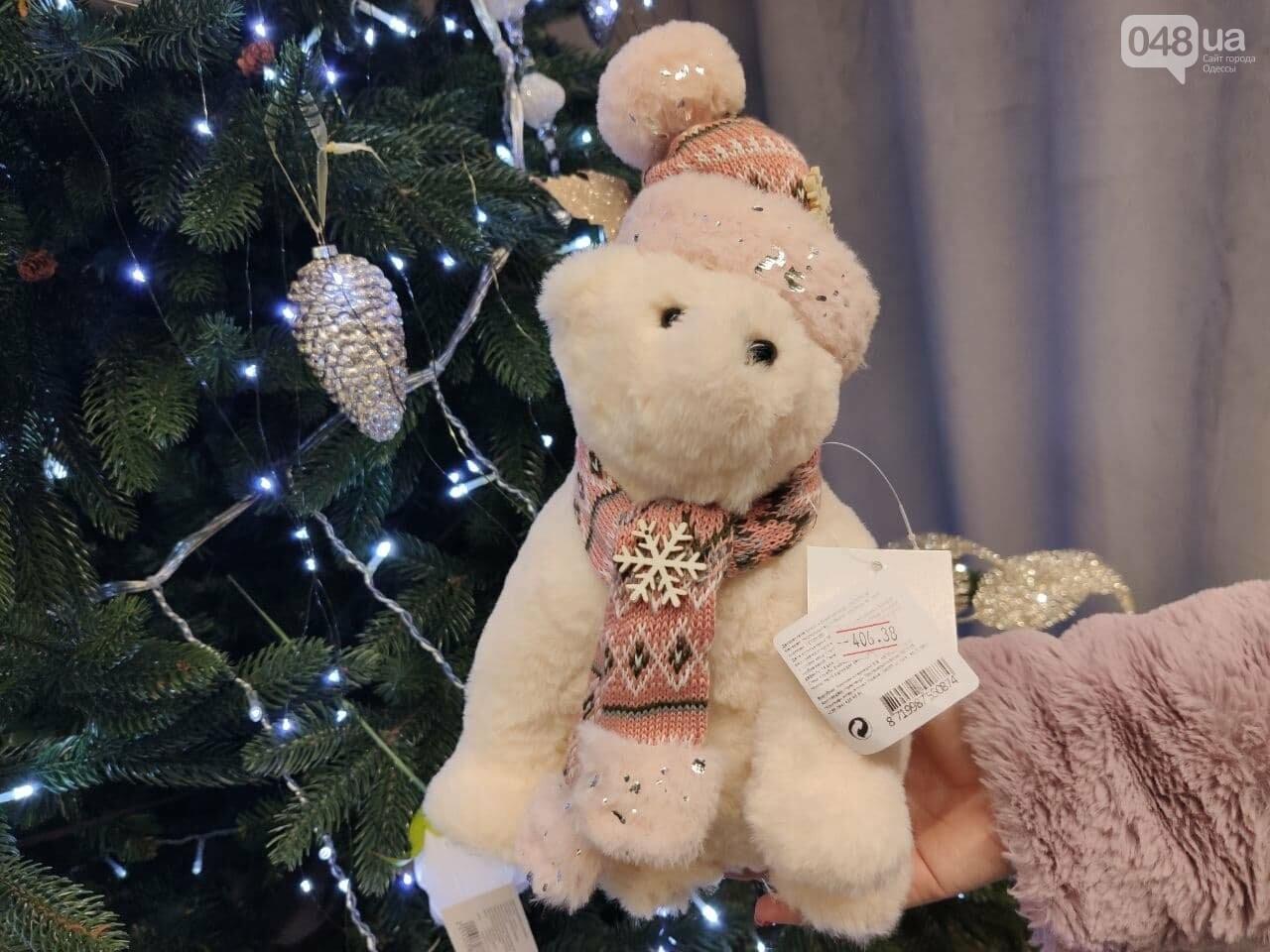 Сколько стоит украсить новогоднюю елку в Одессе, - ФОТО, фото-14