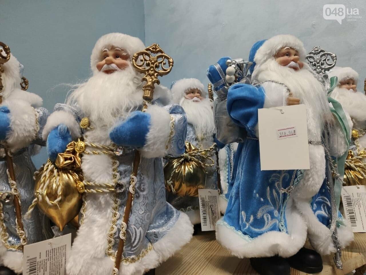 Сколько стоит украсить новогоднюю елку в Одессе, - ФОТО, фото-11