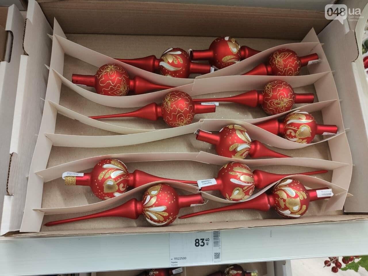 Сколько стоит украсить новогоднюю елку в Одессе, - ФОТО, фото-6