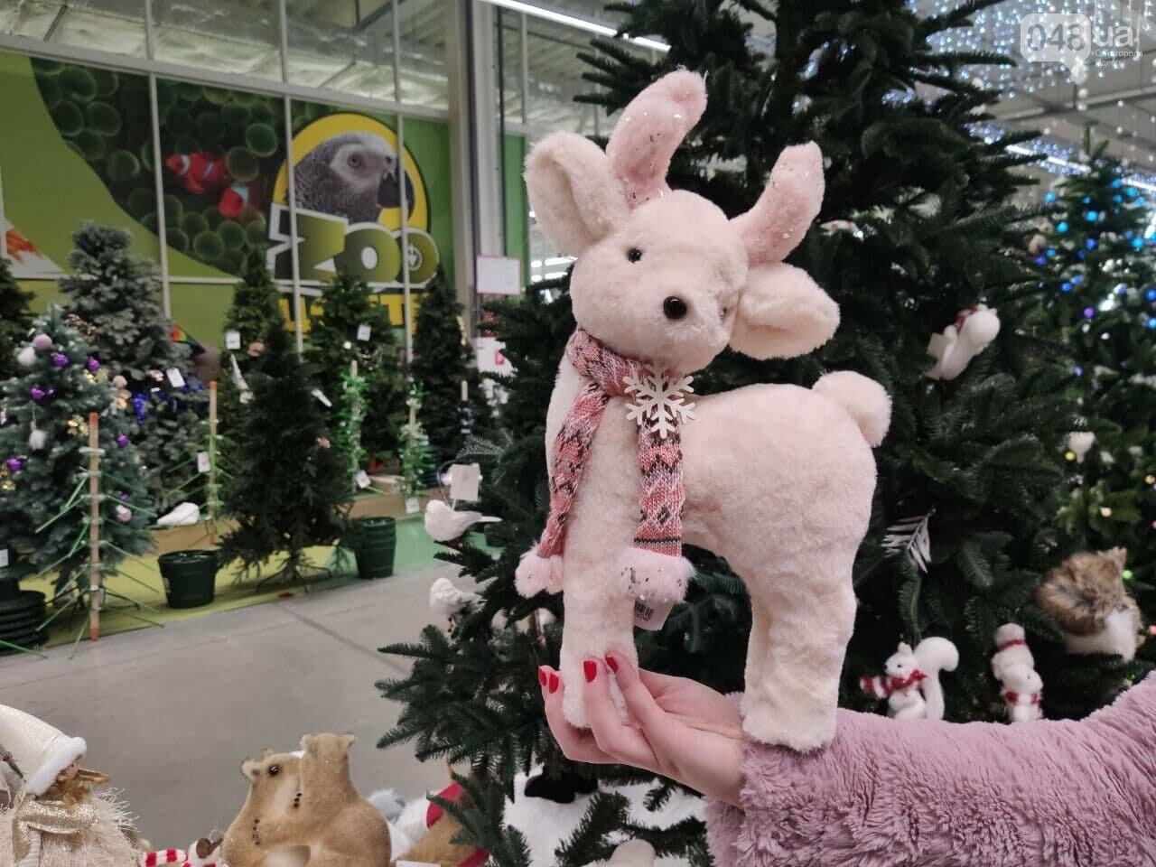 Сколько стоит украсить новогоднюю елку в Одессе, - ФОТО, фото-13