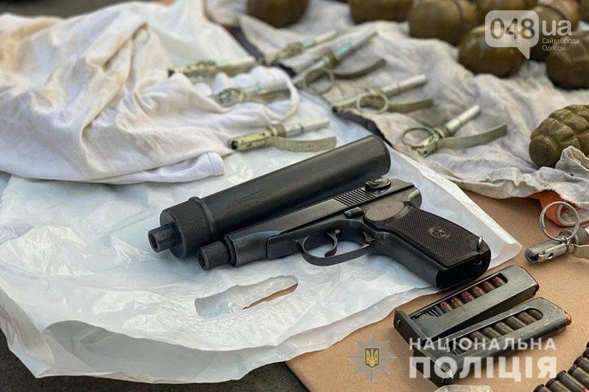 Военнослужащие ВСУ торговали оружием в Донецкой и Одесской областях,- ФОТО, фото-2