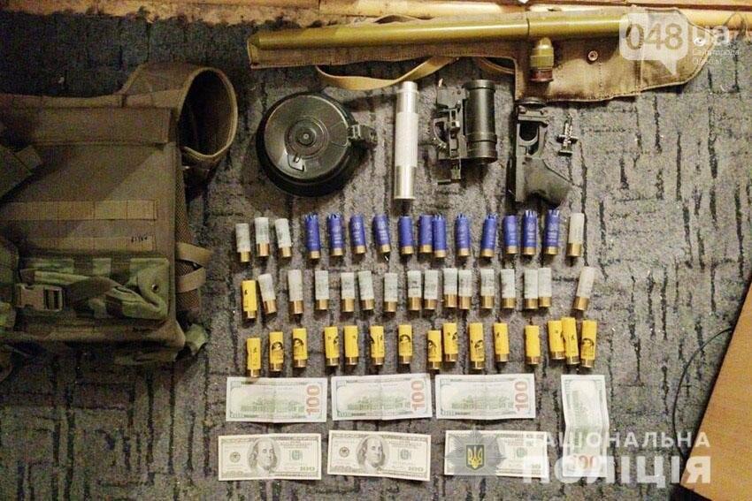 Военнослужащие ВСУ торговали оружием в Донецкой и Одесской областях,- ФОТО, фото-4