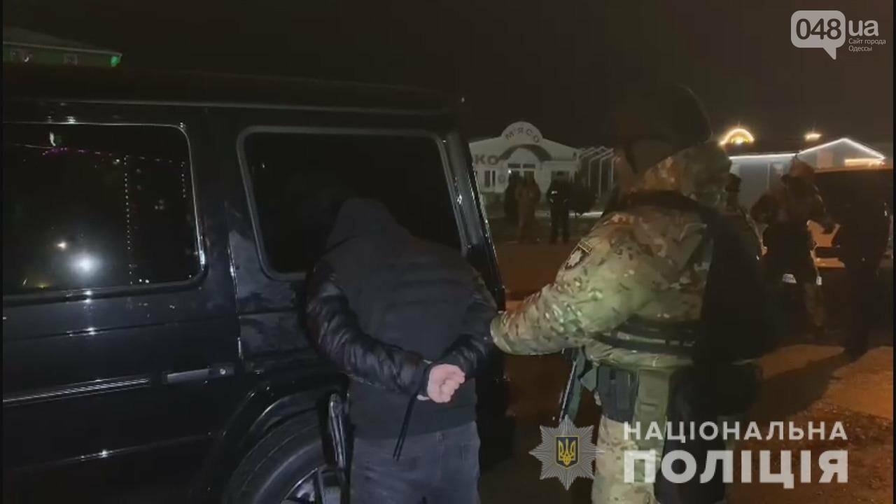 """В Одессе у криминального """"авторитета"""" нашли оружие, украденное из воинской части, - ФОТО, фото-1"""