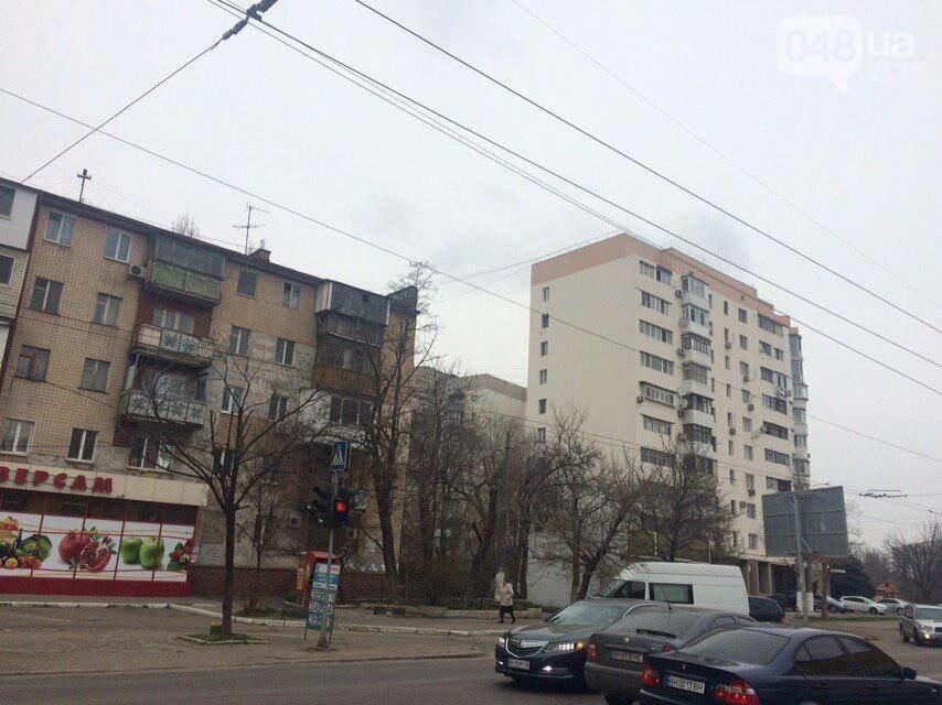 Одесситы недовольны последствиями реконструкции супермаркета в Малиновском районе, - ФОТО , фото-1