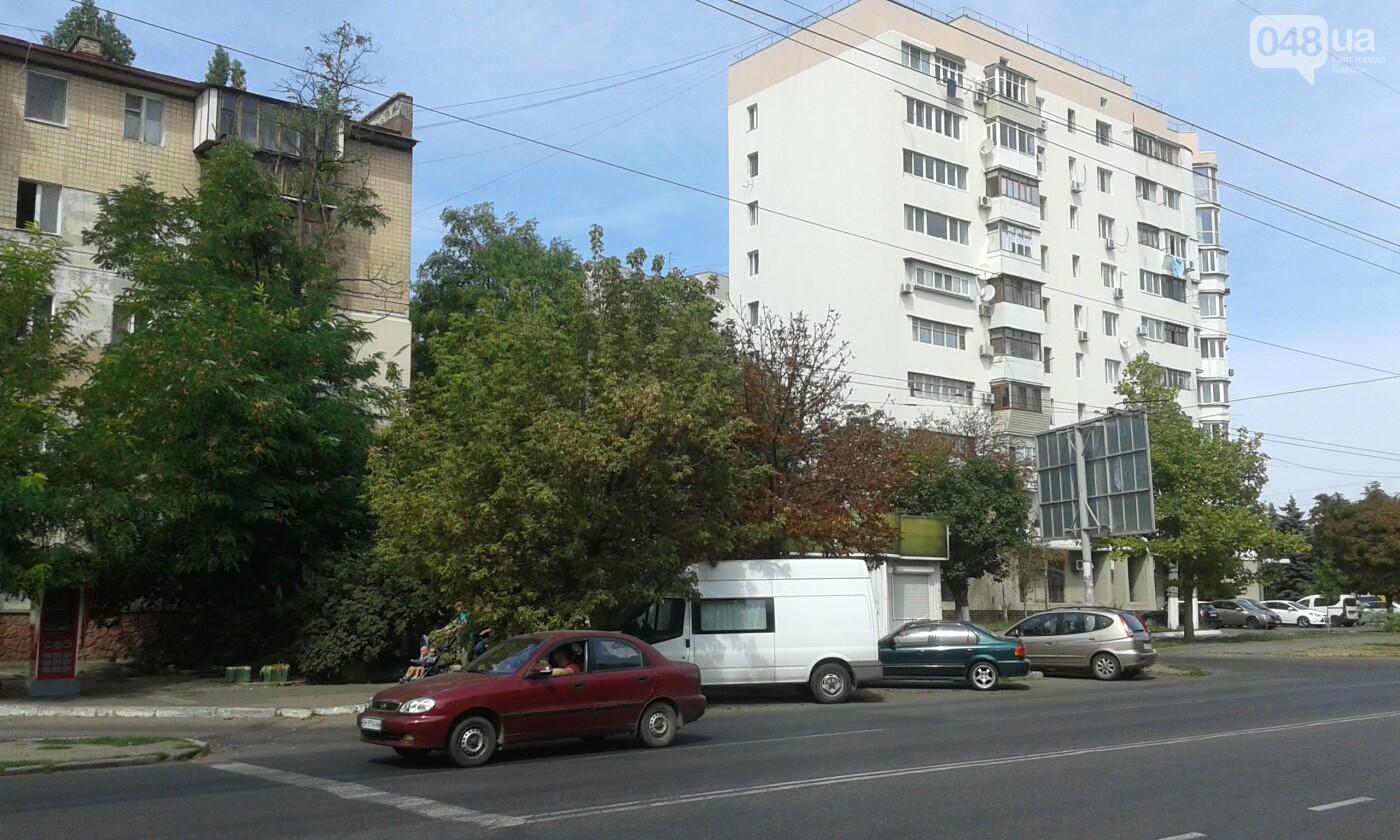 Одесситы недовольны последствиями реконструкции супермаркета в Малиновском районе, - ФОТО , фото-2