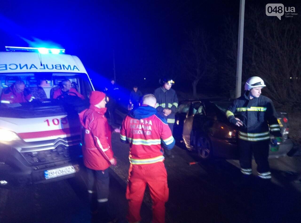 В ночном ДТП под Одессой погиб 18-летний парень, - ФОТО, фото-1