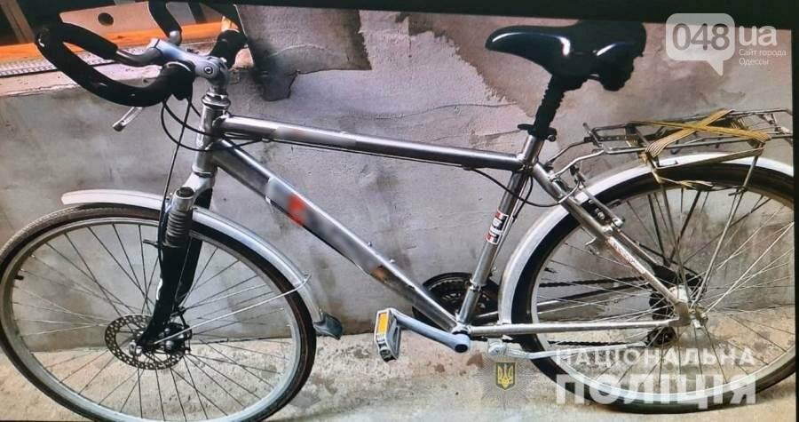 В тюрьму из-за 1200 гривен: в Одесской области мужчина украл велосипед, - ФОТО, фото-1