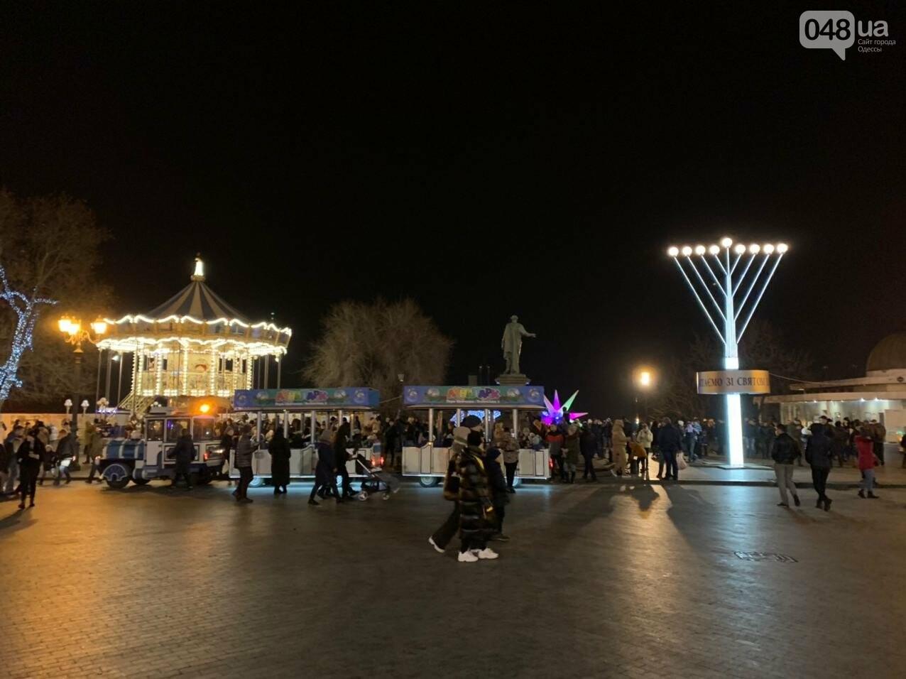 Фоторепортаж: В Одессе зажгли главную елку города, - ФОТО, ВИДЕО, фото-18