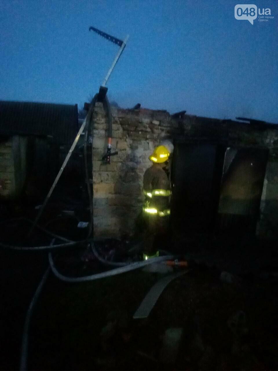 Погиб на пожаре: в Одесской области спасатели тушили дом, - ФОТО, фото-1