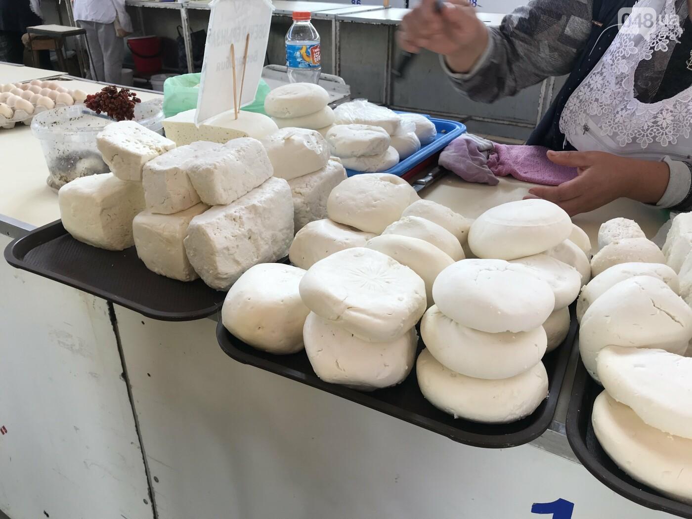 Фета, дунайка, антрекот: цены на одесском Привозе в мясном, молочном и рыбном корпусах, - ФОТО, фото-2