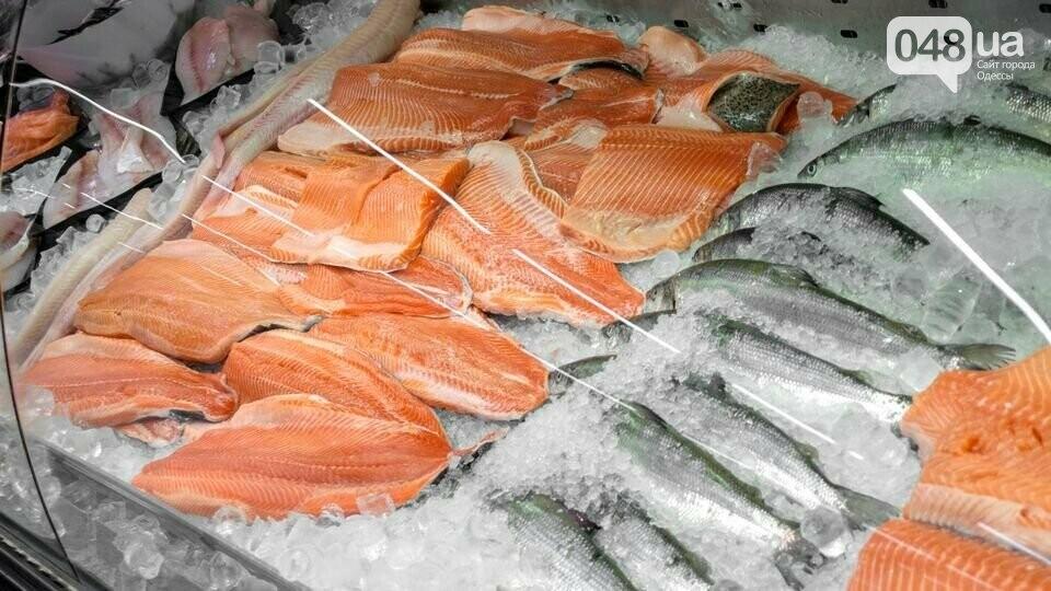 Фета, дунайка, антрекот: цены на одесском Привозе в мясном, молочном и рыбном корпусах, - ФОТО, фото-3
