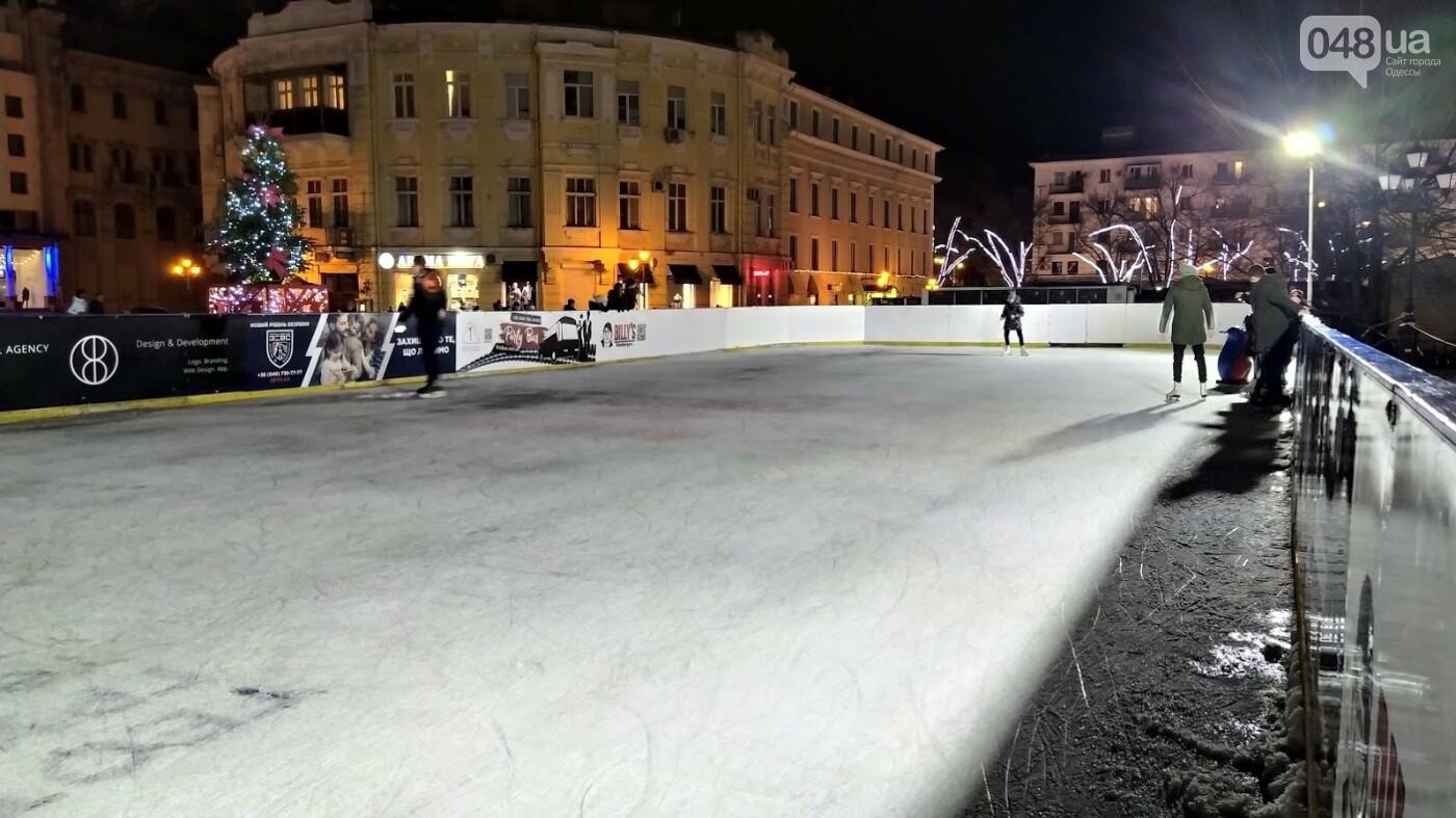 В центре Одессы открыли еще один ледовый каток, - ФОТОРЕПОРТАЖ, фото-1, ФОТО: Александр Жирносенко.