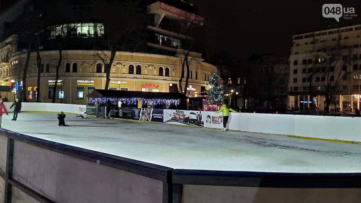 В центре Одессы открыли еще один ледовый каток, - ФОТОРЕПОРТАЖ, фото-3, ФОТО: Александр Жирносенко.