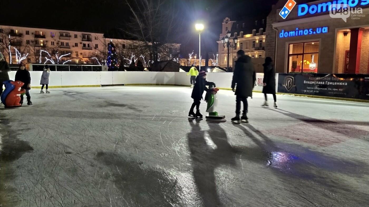 В центре Одессы открыли еще один ледовый каток, - ФОТОРЕПОРТАЖ, фото-5, ФОТО: Александр Жирносенко.
