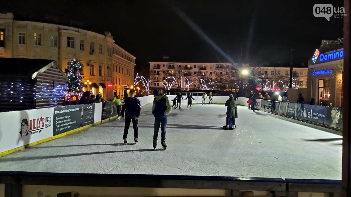 В центре Одессы открыли еще один ледовый каток, - ФОТОРЕПОРТАЖ, фото-7, ФОТО: Александр Жирносенко.