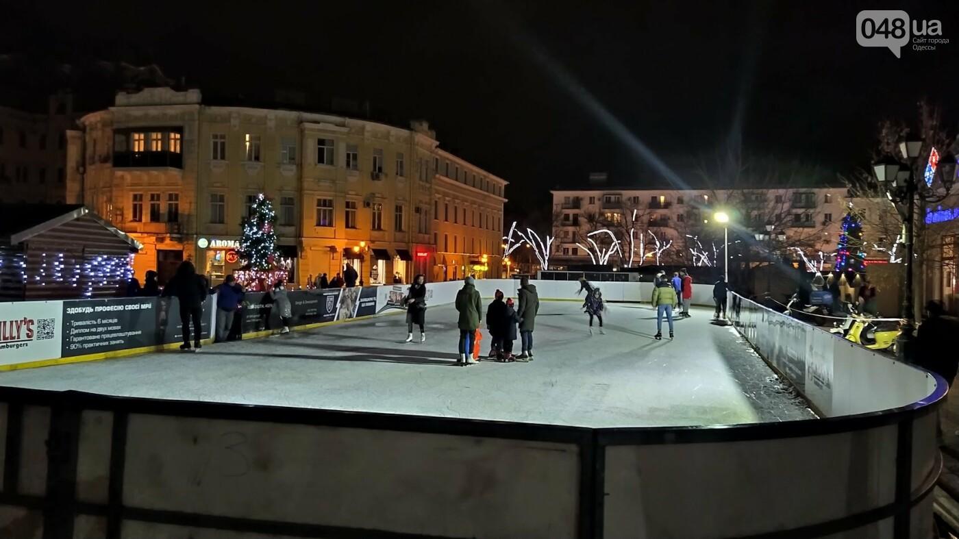 В центре Одессы открыли еще один ледовый каток, - ФОТОРЕПОРТАЖ, фото-6, ФОТО: Александр Жирносенко.