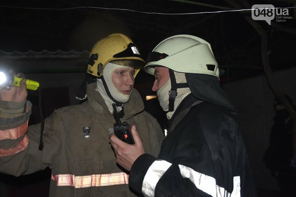 В Одессе на пожаре погиб мужчина, - ФОТО, фото-11