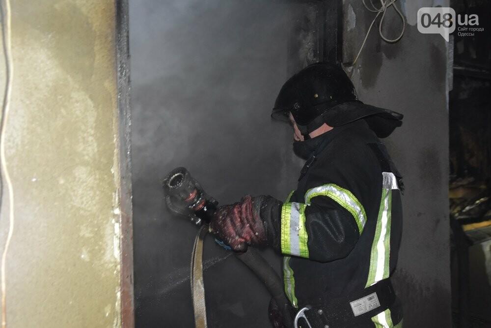 В Одессе на пожаре погиб мужчина, - ФОТО, фото-22