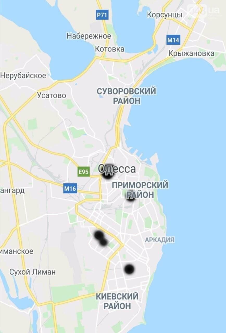 Отключения света в Одессе завтра: график на 5 января 1
