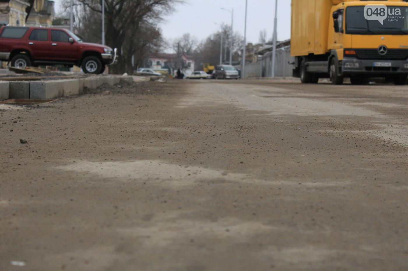 """В Одессе продолжается """"халтурная"""" реконструкция за 158 миллионов гривен, - ФОТОРЕПОРТАЖ , фото-31"""