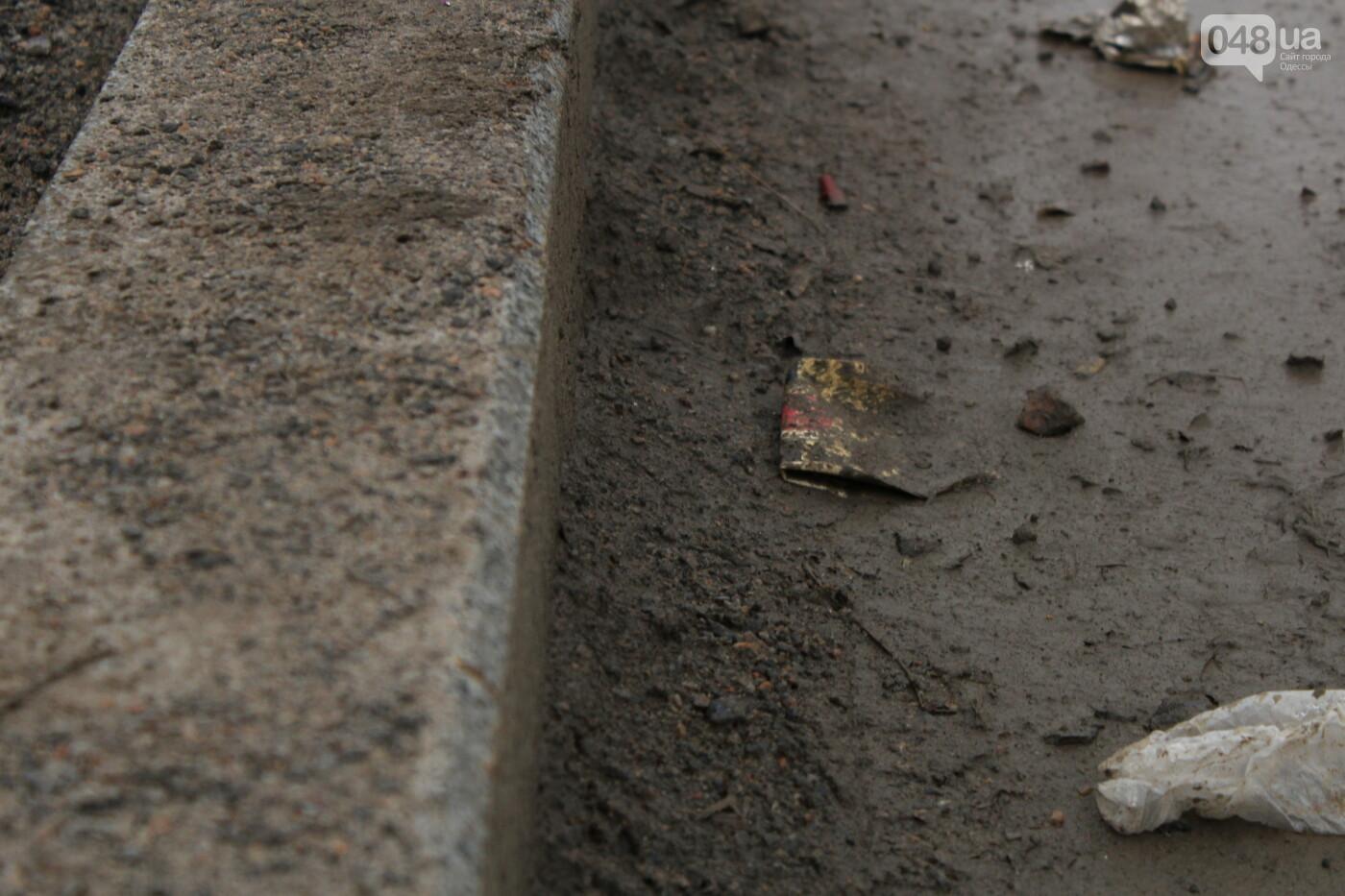 """В Одессе продолжается """"халтурная"""" реконструкция за 158 миллионов гривен, - ФОТОРЕПОРТАЖ , фото-32"""
