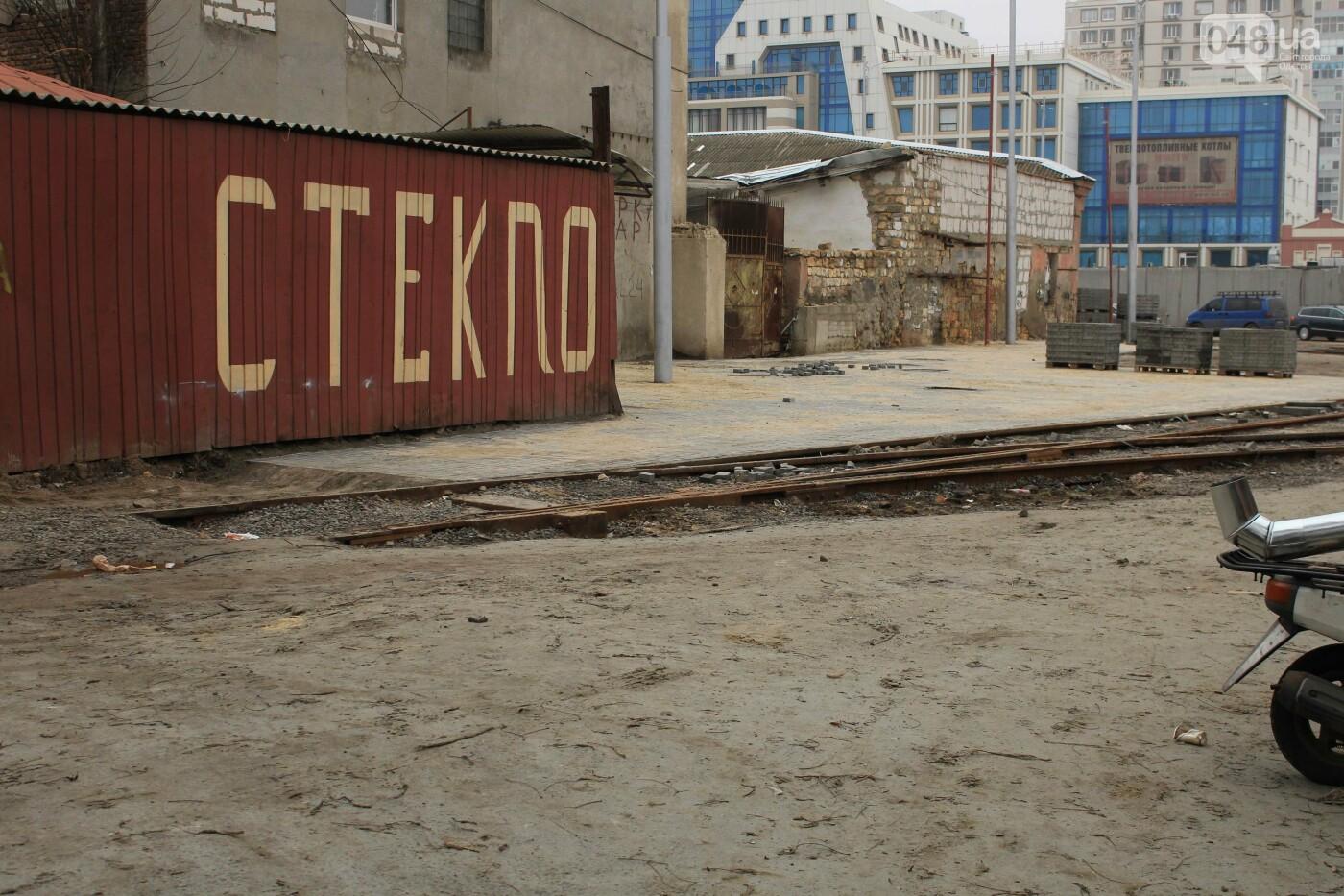 """В Одессе продолжается """"халтурная"""" реконструкция за 158 миллионов гривен, - ФОТОРЕПОРТАЖ , фото-27"""