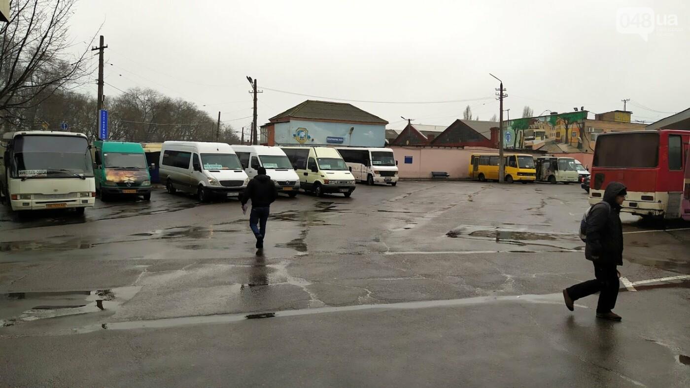 В Одессе хотят запретить маршруткам из области заезжать в ц..., фото-44