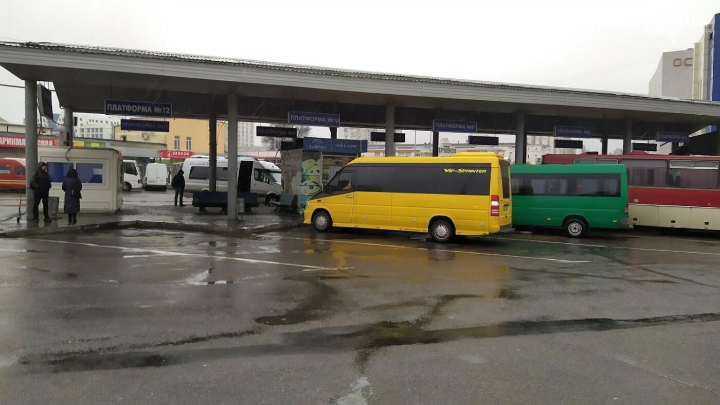В Одессе хотят запретить маршруткам из области заезжать в..., фото-1010