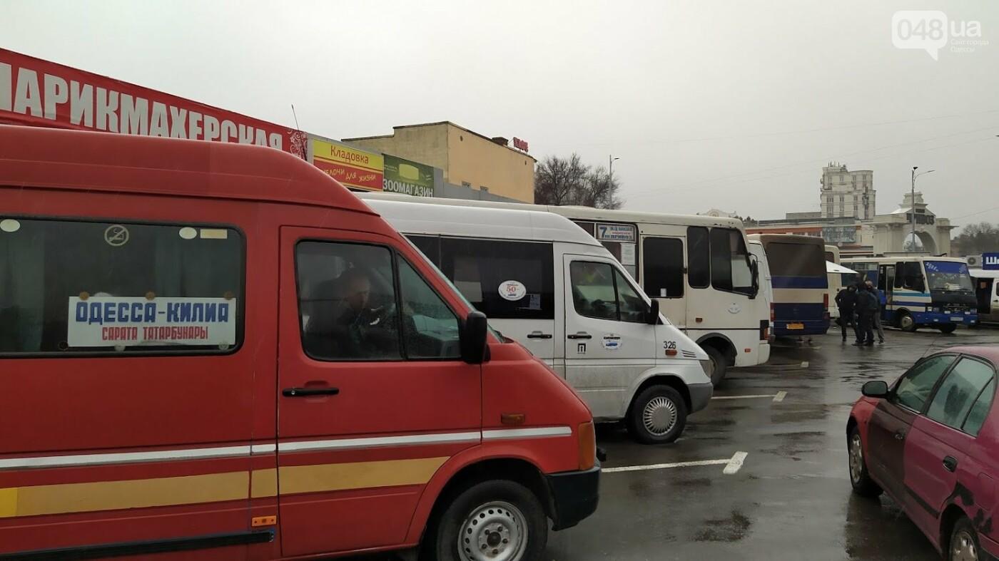В Одессе хотят запретить маршруткам из области заезжать в ц..., фото-99