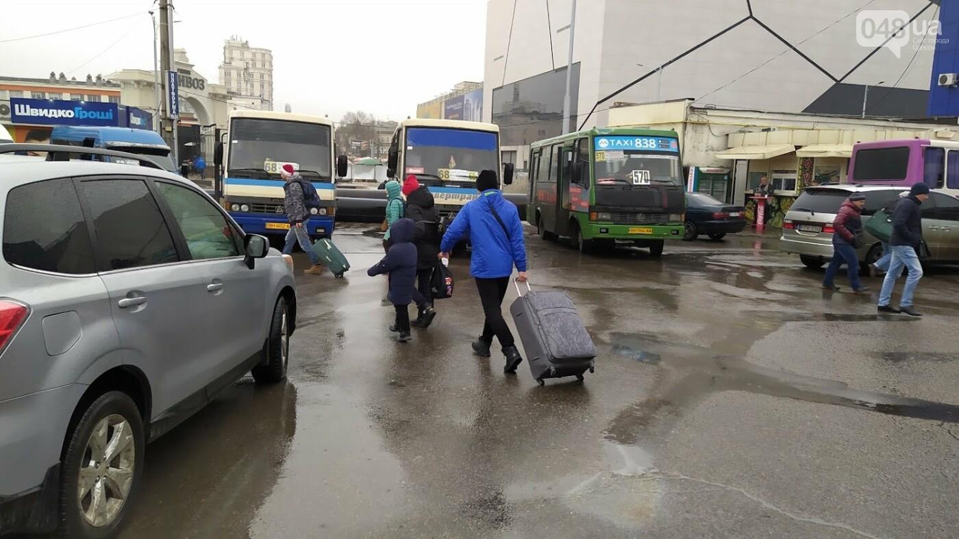 В Одессе хотят запретить маршруткам из области заезжать в ц..., фото-88