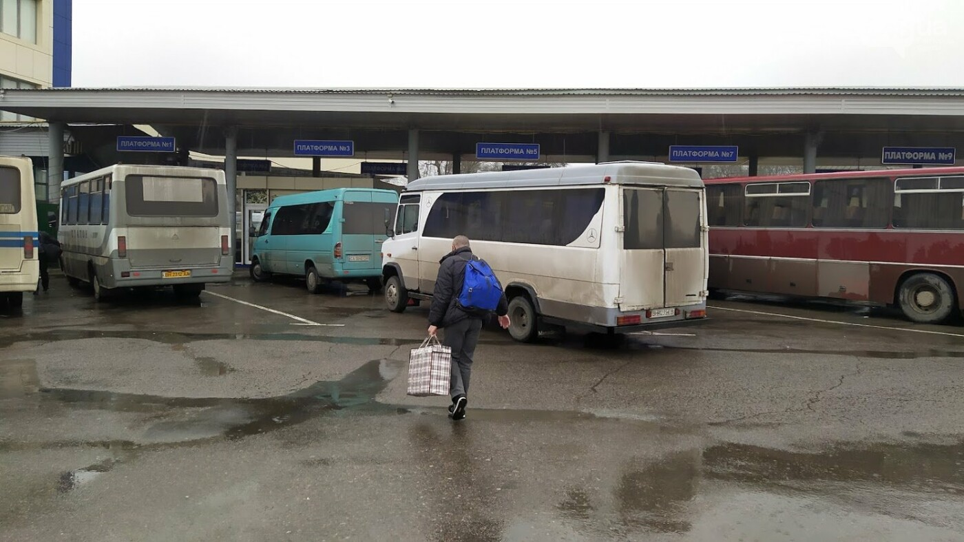 В Одессе хотят запретить маршруткам из области заезжать в..., фото-1111
