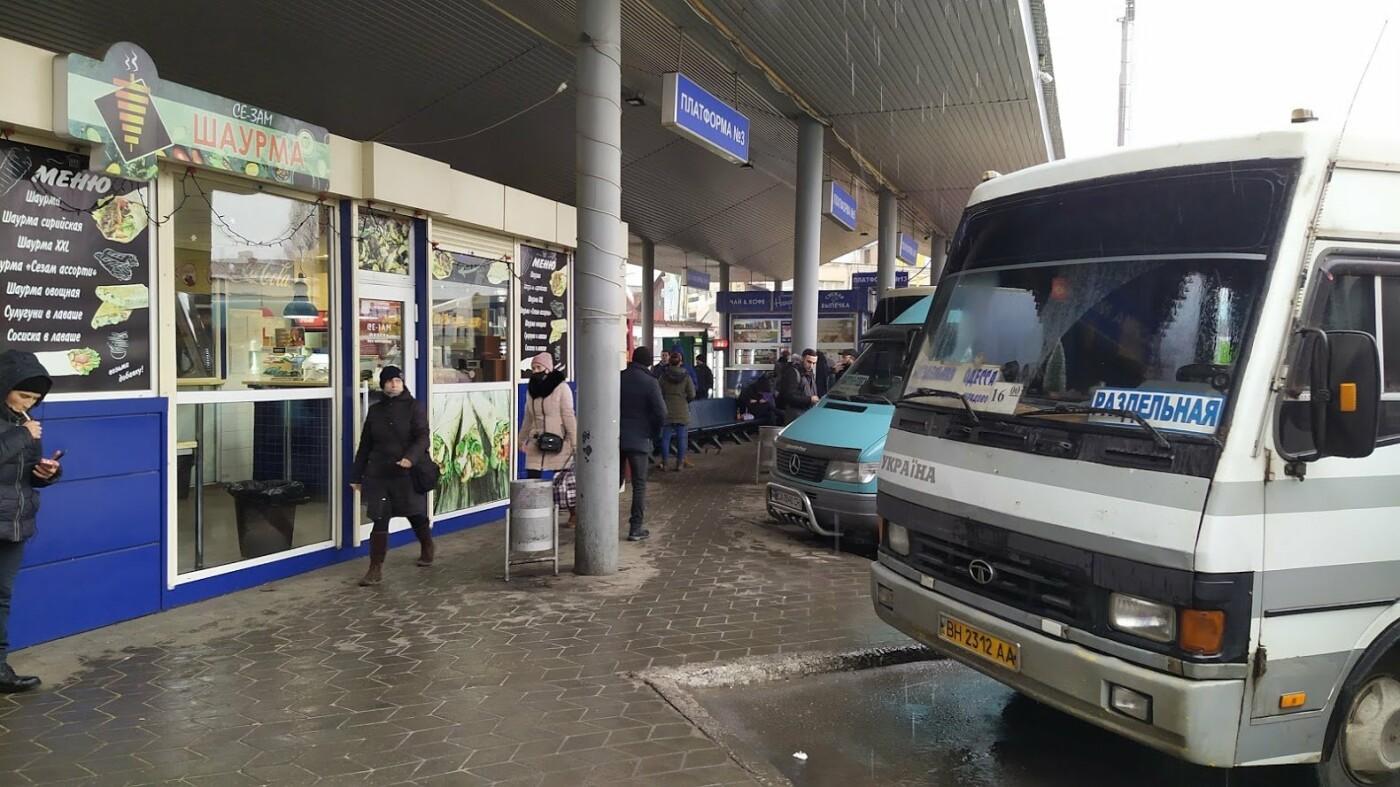 В Одессе хотят запретить маршруткам из области заезжать в..., фото-1212