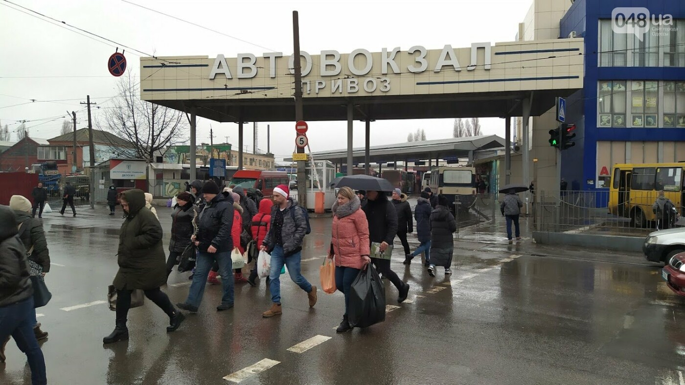 В Одессе хотят запретить маршруткам из области заезжать в ц..., фото-22
